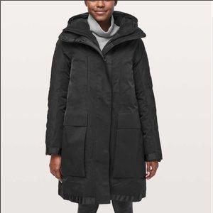 Lululemon Rain Coat Jacket